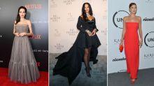 The best dressed celebrities of the week: 11 September 2017