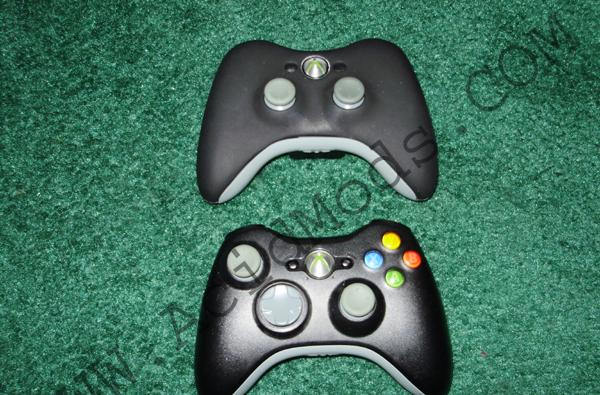 Modder removes buttons from Xbox 360 controller, still finds a way to play