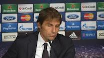 Conte critical of referee after Juventus 2-1 defeat at Real Madrid