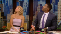 'Live with Kelly and Michael' Interrupted By Buzzing Alarm