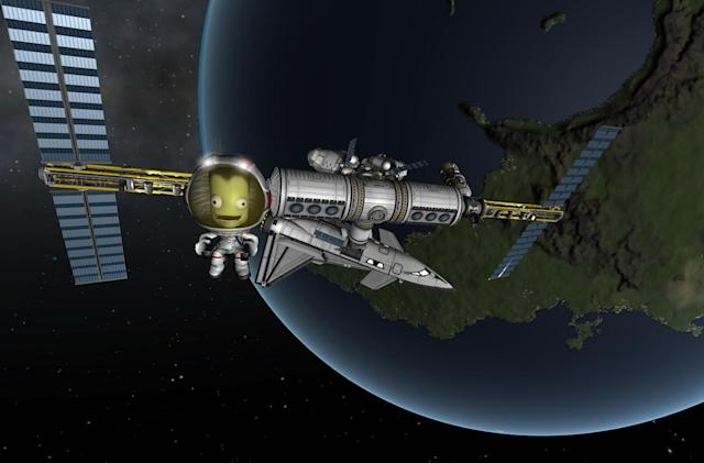 'Kerbal Space Program' gets an interstellar flight sequel
