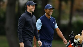 Rory: Tiger's 82 wins more impressive than 15 majors