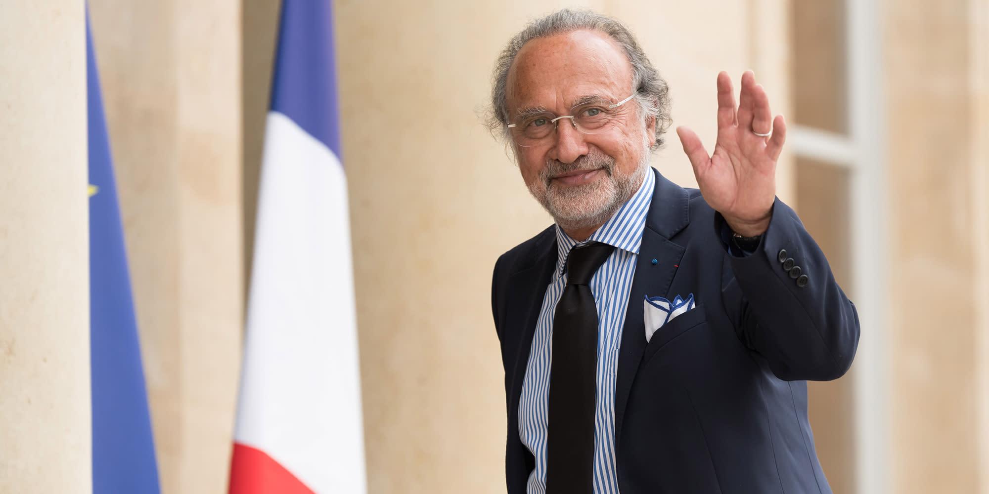 Mort du député et entrepreneur Olivier Dassault, dans le crash de son hélicoptère