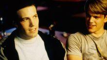 Ben Affleck and Matt Damon reunite for Good Will Hunting live reading