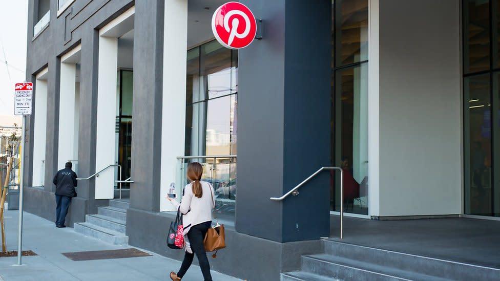 Pinterest in $22.5m gender discrimination payout
