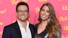 Joe Swash jokes about son Rex's birth: 'I thought we'd had twins!'