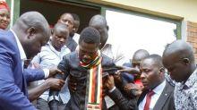 Uganda's opposition pop star Bobi Wine set to return home