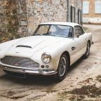 This 1958 Aston Martin DB4, the Second Ever Made, Could Be Yours for $1.2 Million