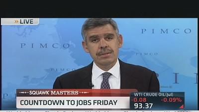 El-Erian: Growth Not Coming Quickly Enough