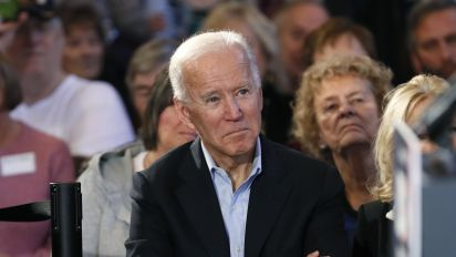 'You're a damn liar': Biden snaps at rally-goer