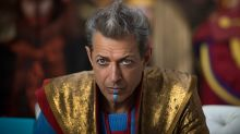 This epic Jeff Goldblum improv was cut from 'Thor: Ragnarok,' but now you can see it here (exclusive video)