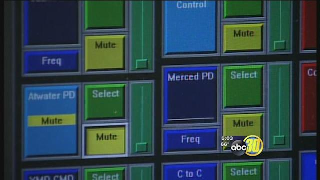 Merced County 9-1-1 dispatchers will be moving