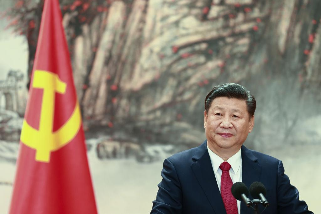 Members Of The Standing Committee Of The Political Bureau Of The New CPC Central Committee Make Public Appearances