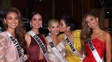 Tras burlarse de Miss Vietnam por no hablar inglés, Miss USA pide perdón