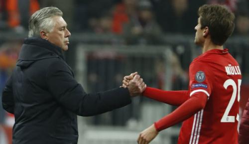 """Champions League: Rummenigge: """"Real Nummer eins, aber wir haben Ancelotti"""""""