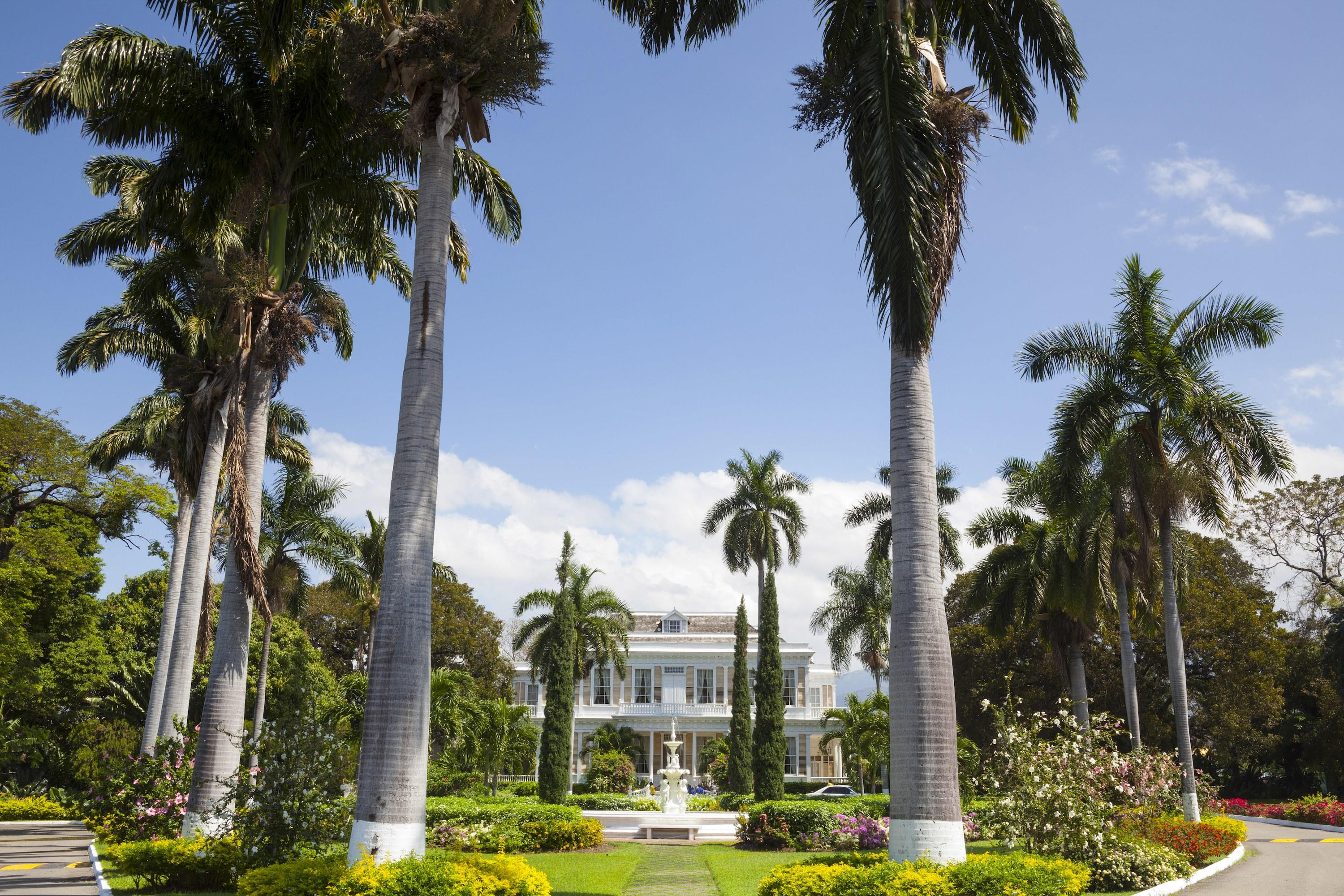 Jamaica's capital city is home to Devon House, an example of Jamaican Georgian architecture that was once the personal residence of the country's first black millionaire, George Stiebel. The restored home, built in 1881, now operates as a museum as well as a National Heritage Site.