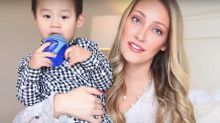 The YouTuber who received backlash for 'rehoming' her adoptive son with autism said he 'wanted this decision 100%'