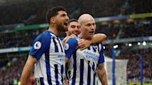 Brighton sink Bournemouth thanks to first goals for Jahanbakhsh and Mooy