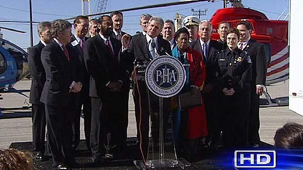 $16M more needed for Port of Houston security
