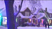 Two in custody after four-year-old boy shot dead by four-year-old cousin on Detroit west side