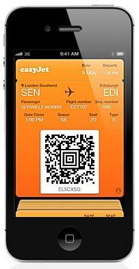 Popular European discount airline easyJet adds Passbook support