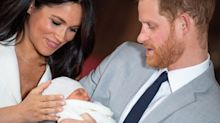 Harry and Meghan 'planning baby Archie's first international tour'