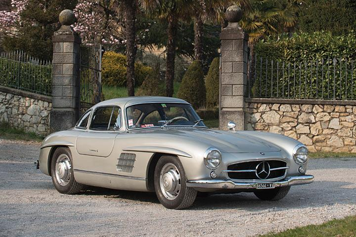 one family has owned this mercedes benz gullwing since 1955