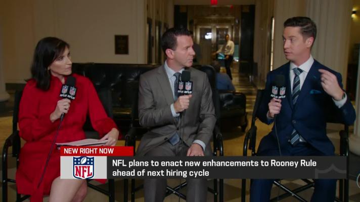 Rapoport, Pelissero: NFL to enact enhancements to Rooney Rule for 2022 hiring cycle