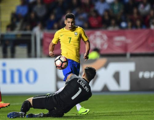 É campeão! Brasil goleia o Chile e garante o título invicto do Sul-Americano Sub-17
