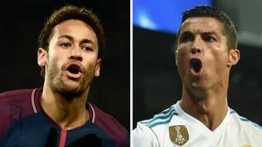 Zidane: Neymar e Cristiano Ronaldo são extraordinários e fazem a diferença