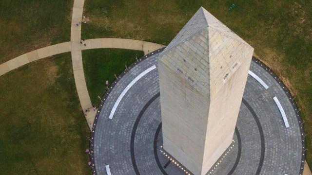 Washington Monument Reopening After Repairs