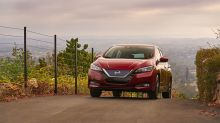 2019 Nissan Leaf E-Plus to get 60-kWh battery and 200 hp