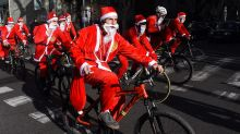 Santa Claus Rally is just another Christmas story