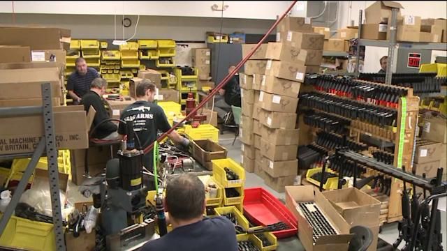 High College Enrollment Hits Manufacturing Industry
