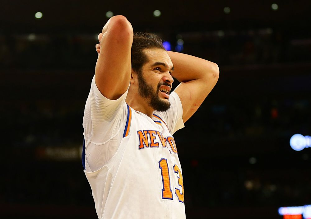 Joakim Noah va être suspendu 20 matches par la NBA.