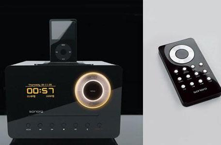 Sonoro Eklipse clock radio / iPod dock gets official, priced