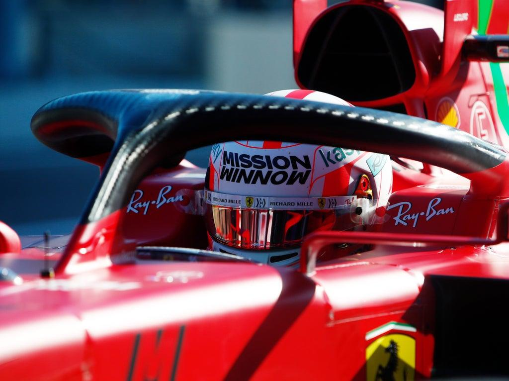 F1 Azerbaijan Grand Prix live stream: How to watch race online and on TV today