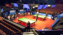 My day inside the snooker factory – a golden ticket to green baize bliss