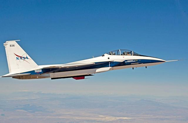 NASA probe should lead to quieter supersonic aircraft