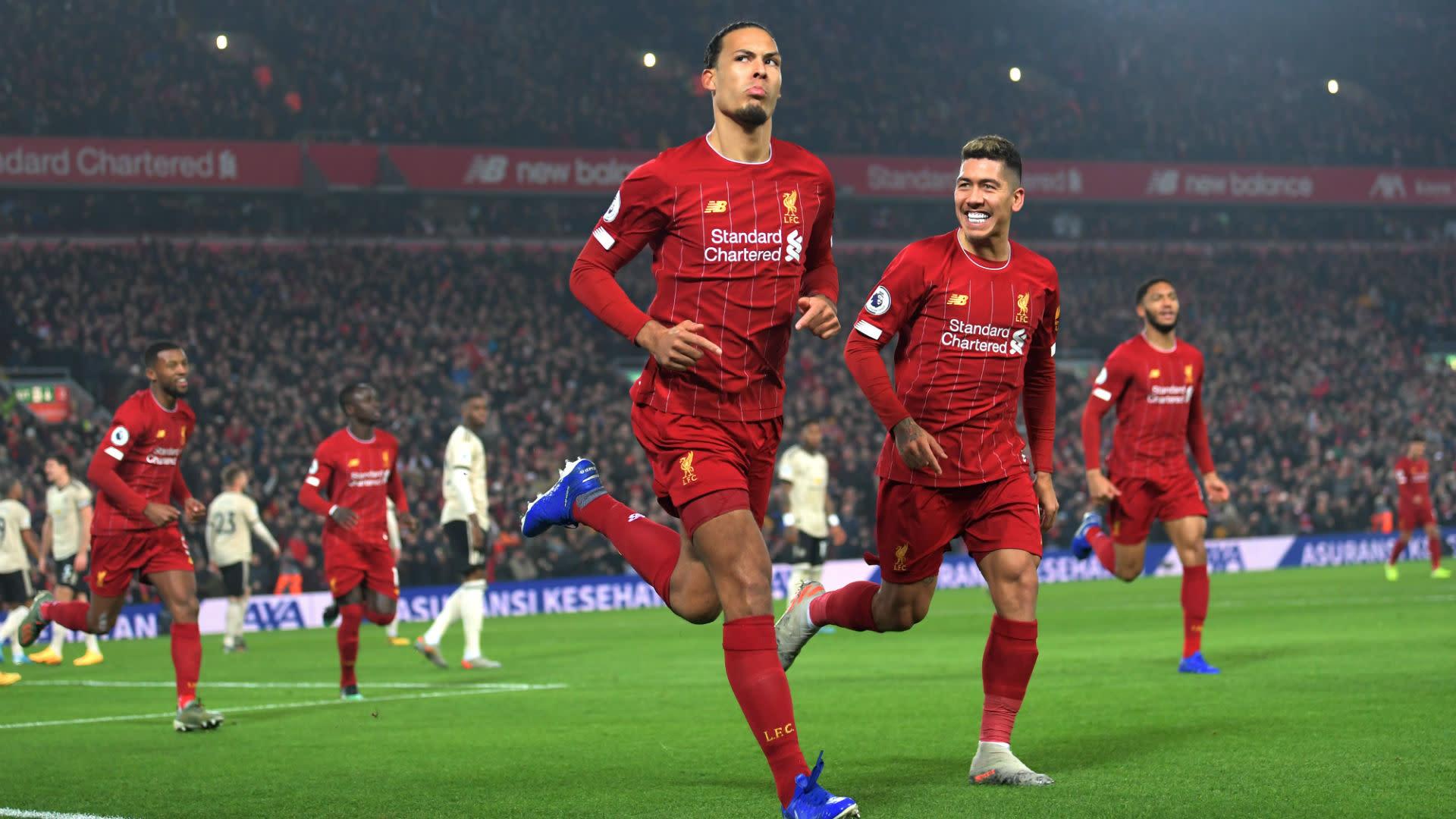 """Résultat de recherche d'images pour """"Liverpool 2:0  Manchester United"""""""