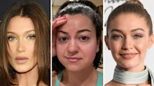 I tried working out like Gigi and Bella Hadid for 2 weeks, and found the younger sister has the better routine