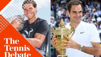 The Tennis Debate: Wimbledon and French Open expose painful lack of challenge to 'Big Two'