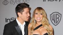 Mariah Carey impresiona con su cinturita al estilo Thalía y su novio 14 años menor; mírala