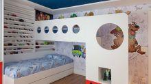 Os 10 quartos infantis mais legais que você vai conhecer!