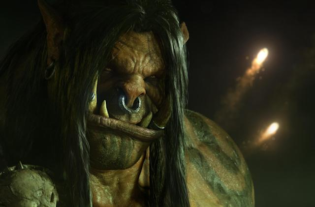 Another still from Warlords cinematic released