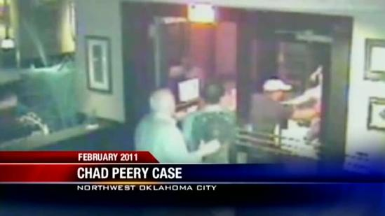 Peery moving forward after attackers sentenced