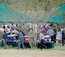3 Generations Of The Same Family Mourned At Funeral For Texas Church Shooting Victims