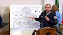 Emergency Workers Struggle With Mudslide Rescue Efforts