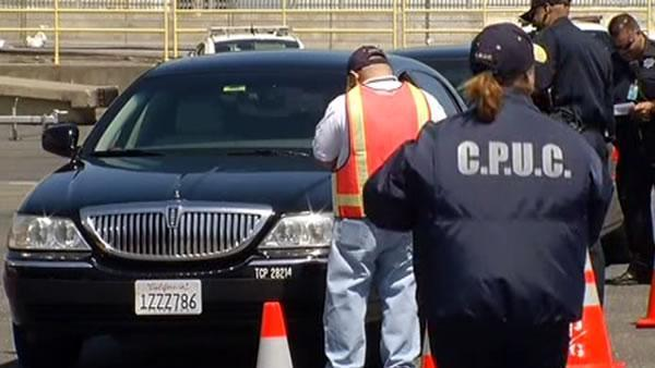 Surprise sting targets passenger vehicles at SFO