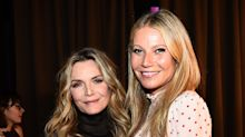Gwyneth Paltrow Introduces Michelle Pfeiffer at Variety Power of Women Lunch